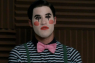 manip of Blaine as a Mime