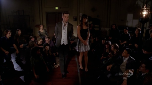 kurt and rachel at fight club