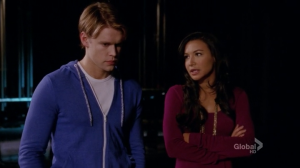 santana talking to sam